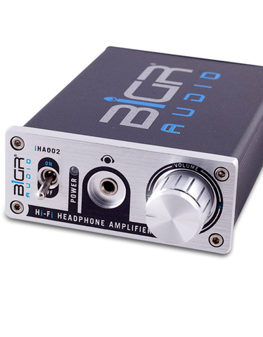 iHA002 Hi-Fi Headphone Amp