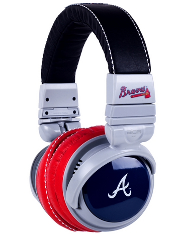 Atlanta Braves Headphones