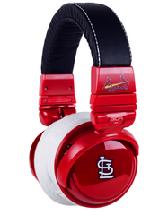 St. Louis Cardinals Headphones