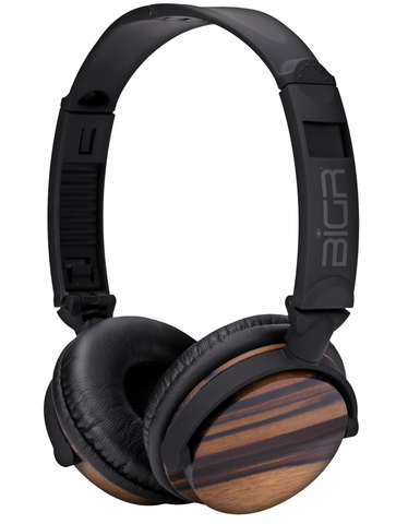 Elements - Natural Rosewood Headphones