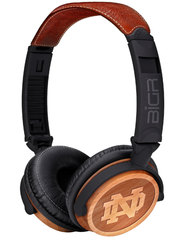 Notre Dame Fighting Irish Headphones