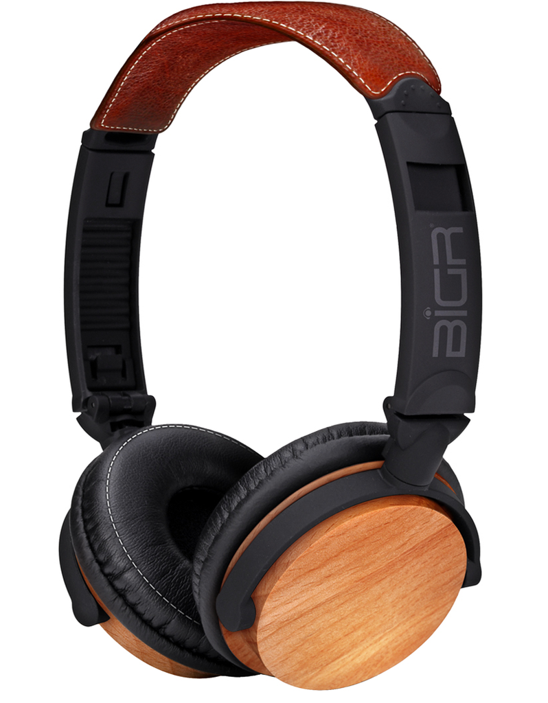 Elements - Natural Beechwood Headphones