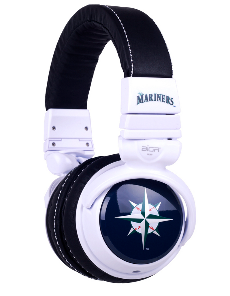 Seattle Mariners Headphones