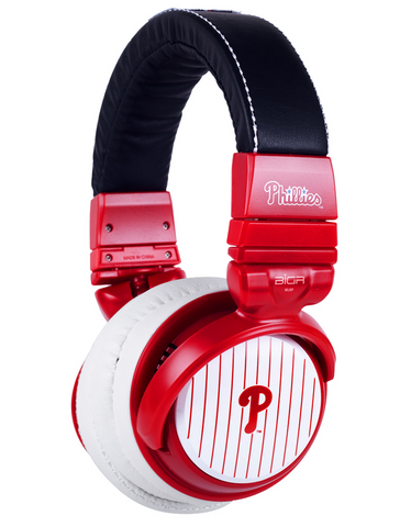Philadelphia Phillies Headphones