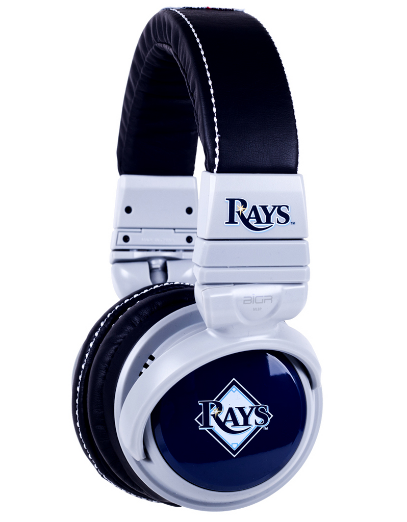 Tampa Bay Rays Headphones