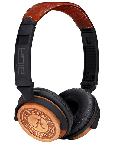 Alabama Crimson Tide Headphones