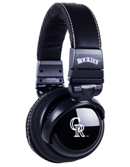 Colorado Rockies Headphones