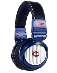Minnesota Twins Headphones