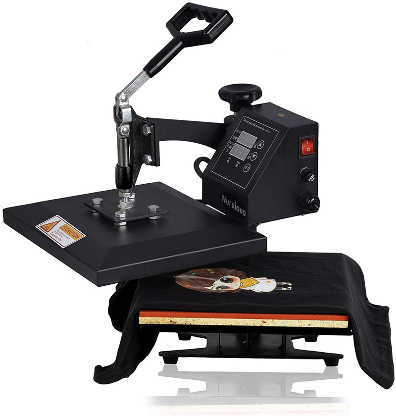12x10 inch,360 Degree Swing Away,Heat Press Machine for T Shirts,sale