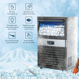 Nurxiovo Commercial Ice Maker Machine
