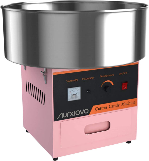 Electric Cotton Candy Machine, Pink