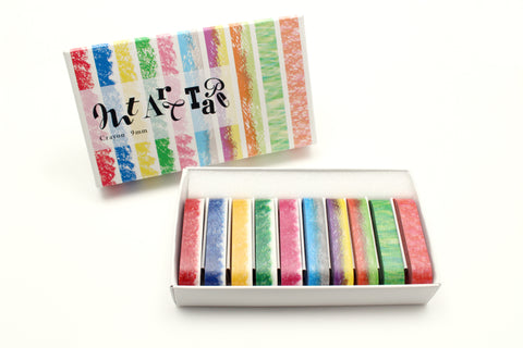 crayon set 9mm