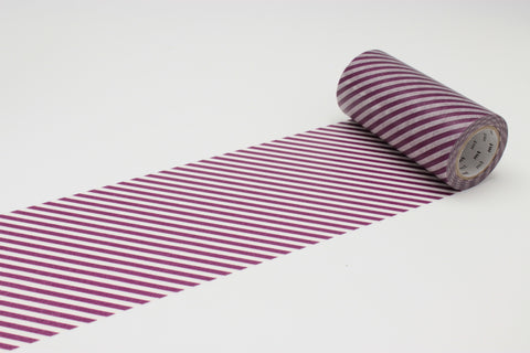 Stripe Purple