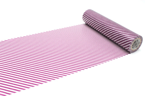 CASA Stripe Purple