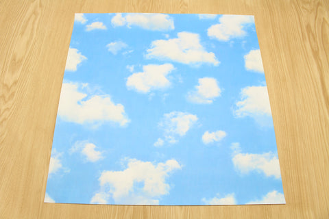 sky and cloud, individual sheet