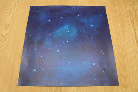 night sky, individual sheet