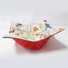 Load image into Gallery viewer, Microwave Bowl Cozy - Medium