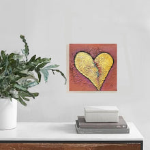 "Load image into Gallery viewer, Acrylic on Canvas - ""Heartbeat"""