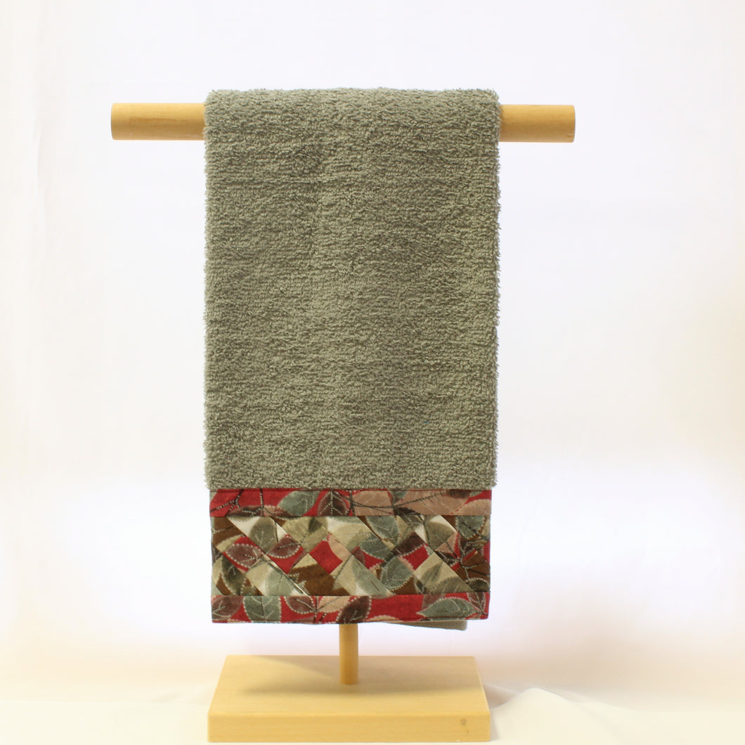 Patchwork Hand Towels