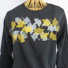 Load image into Gallery viewer, Gingko Leaves Long Sleeved T-Shirt