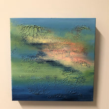 "Load image into Gallery viewer, Acrylic on Canvas - ""Embossed"""