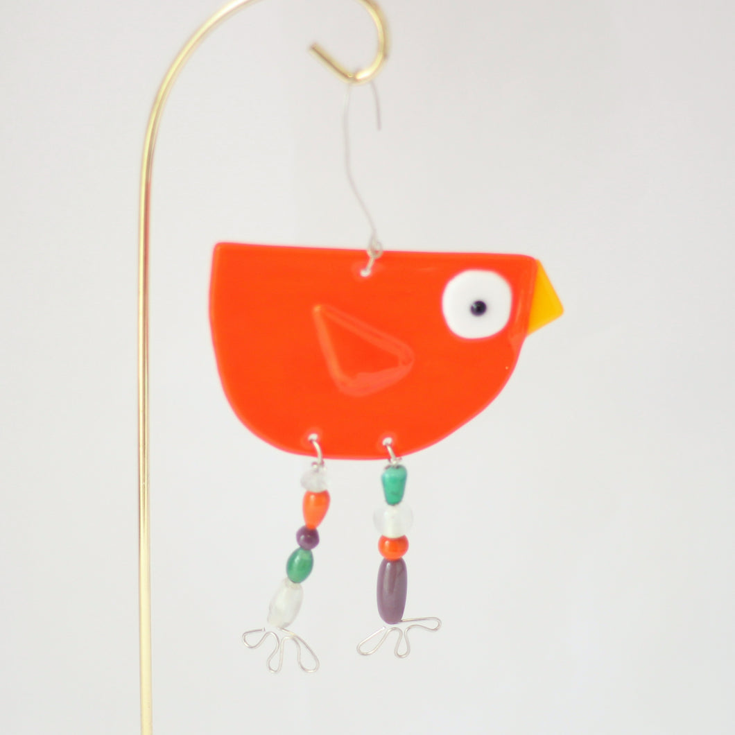 Window Sun Catcher Bird