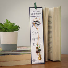 Load image into Gallery viewer, Pineapple Beaded Bookmark