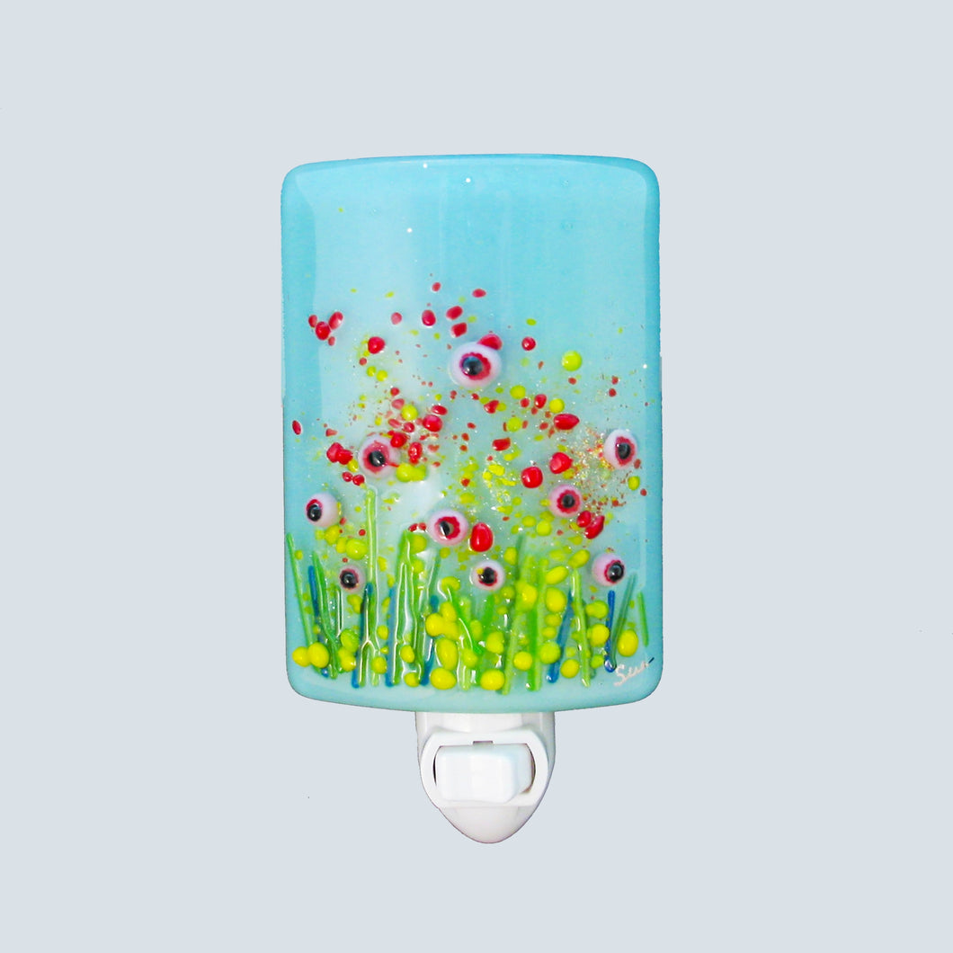 Monet's Garden Night Light
