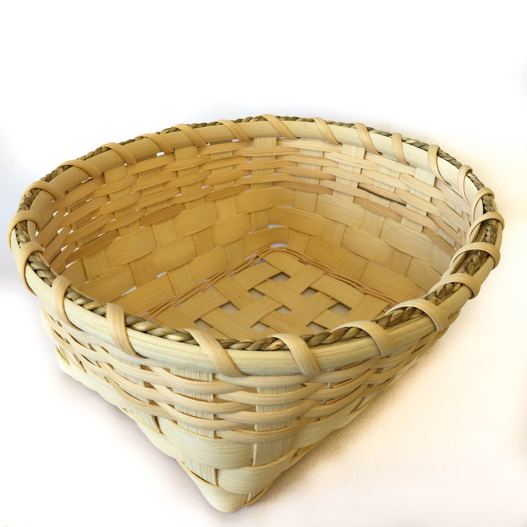Handwoven Muffin Basket