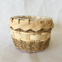 Load image into Gallery viewer, Handwoven Cachepot Planter