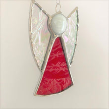 Load image into Gallery viewer, Stained Glass Mini Angel