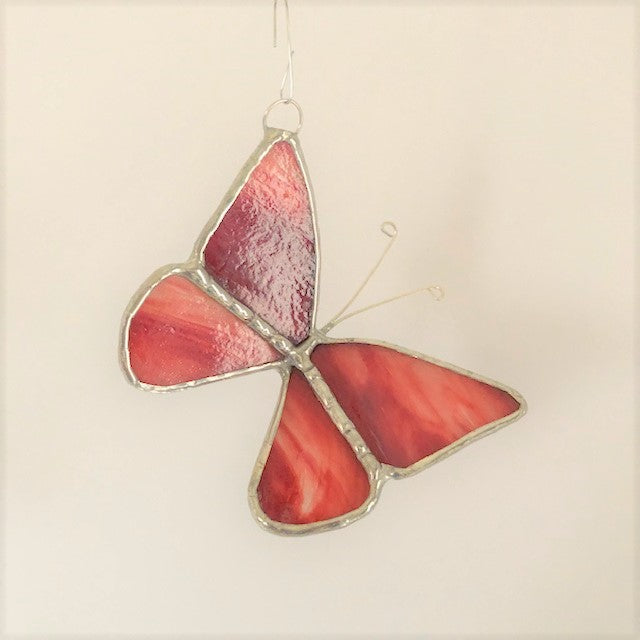 Stained Glass Mini Butterfly