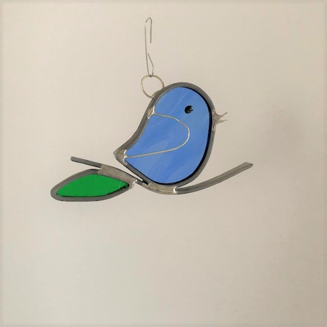 Stained Glass Tweetie Bird