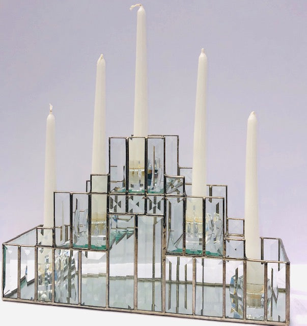 Staircase Candle Holder