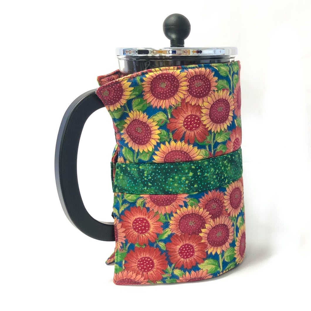 French Press Coffee Cozy