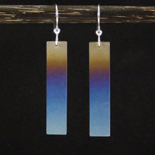 Load image into Gallery viewer, Titanium Long Drop Earrings