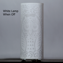 Load image into Gallery viewer, Owl Hidden Creature Lamp