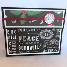 Load image into Gallery viewer, Peace on Earth Seasonal Stationary Box