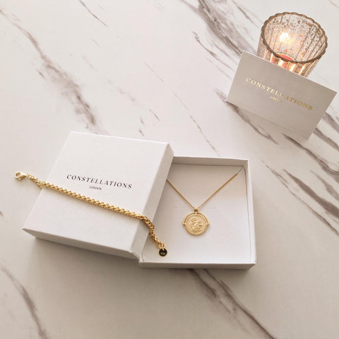 Constellations London conscious FSC-certified minimalist jewellery gift boxes