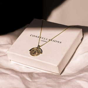 Medallion Coin Necklace