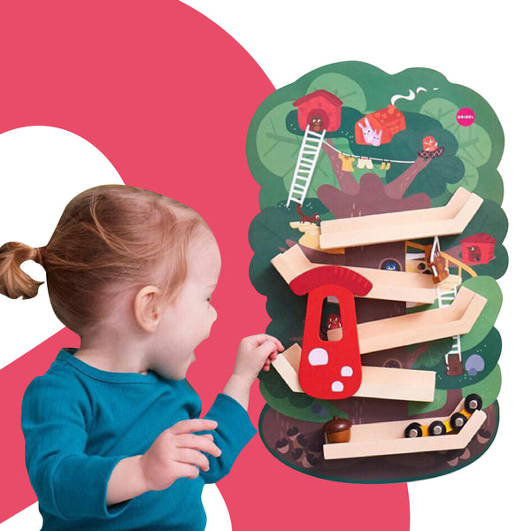 VertiPlay Wall Toys for Kids