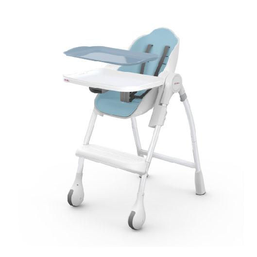 Cocoon High Chair Tray Insert - Blue