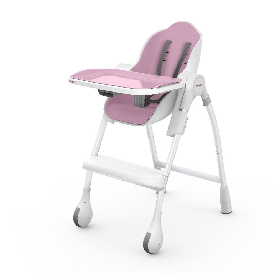 Cocoon High Chair - Pink, Rose Meringue