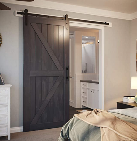 HEAVY DUTY 6.6 BARN DOOR KIT PANEL
