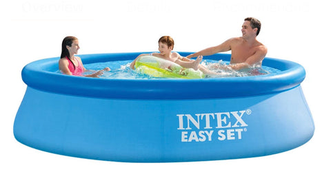 "Piscina 10 ' x 30"" Intex"