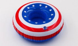 Inflable Captain America