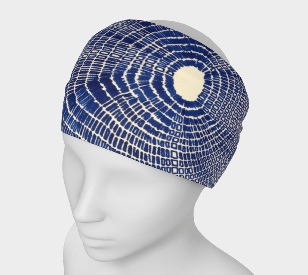 Grid Headband - Amanda Schoppel Art & Wax Carving