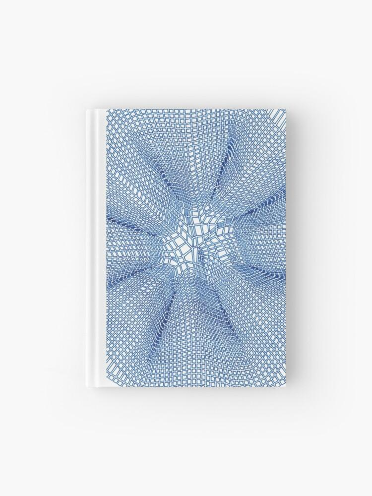 Starburst Notebook - Amanda Schoppel Art & Wax Carving