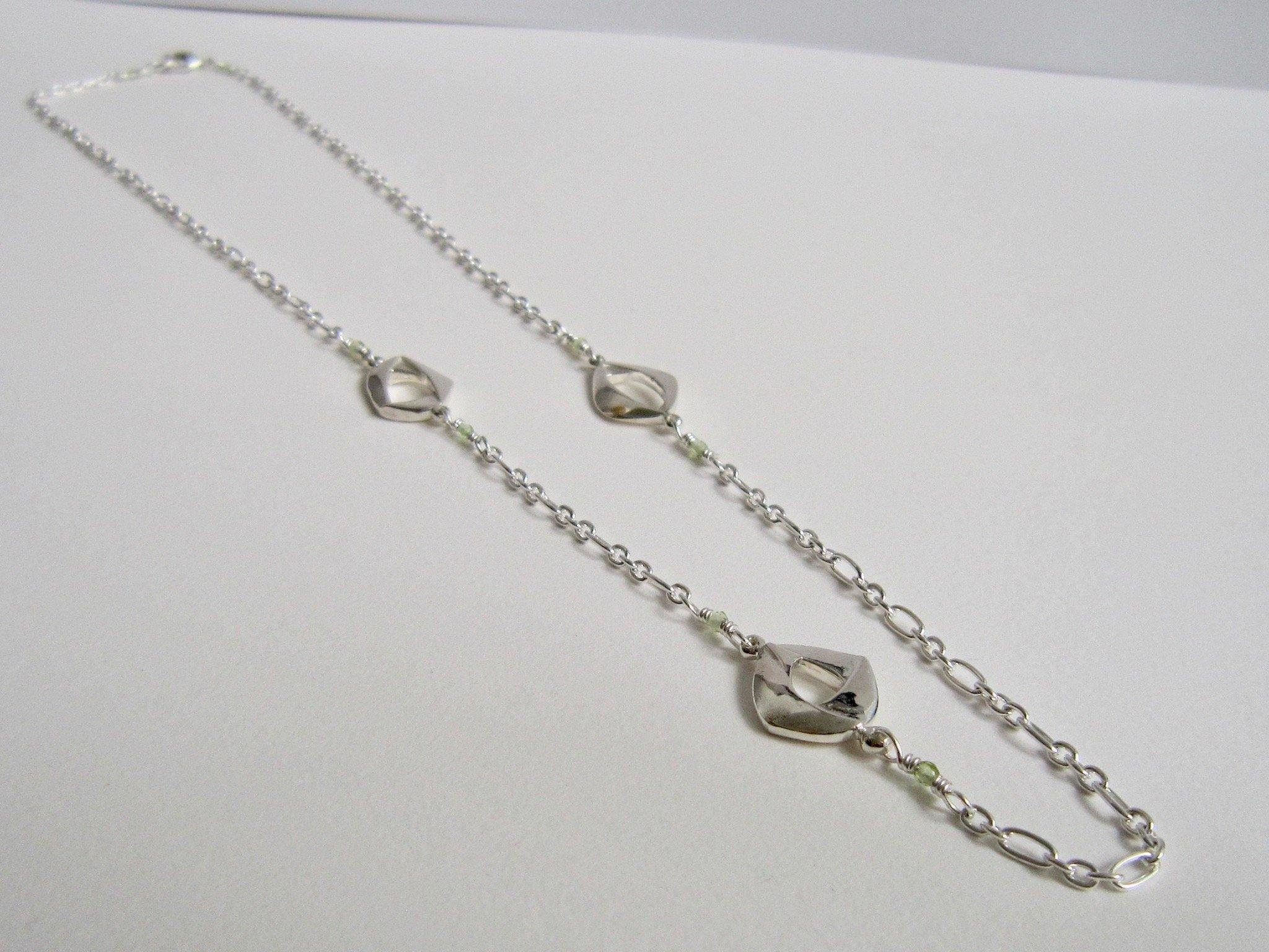 "Infinity/Knot 20"" Necklace"