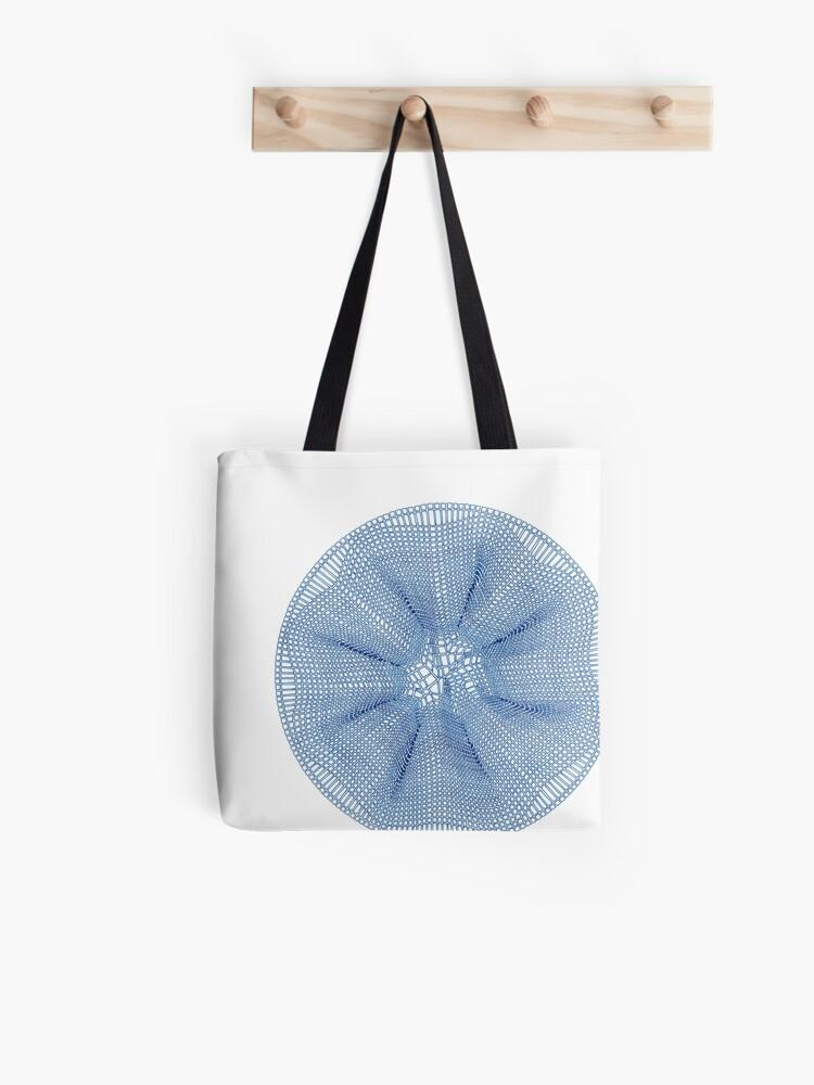 Starburst Tote Bag - Amanda Schoppel Art & Wax Carving